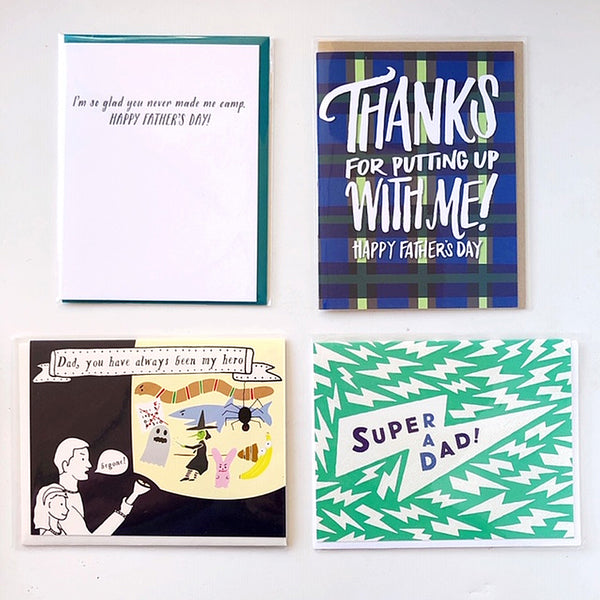 Father's Day Card Options- 12