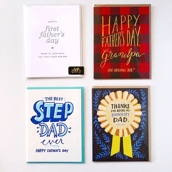 Father's Day Card Options- 16