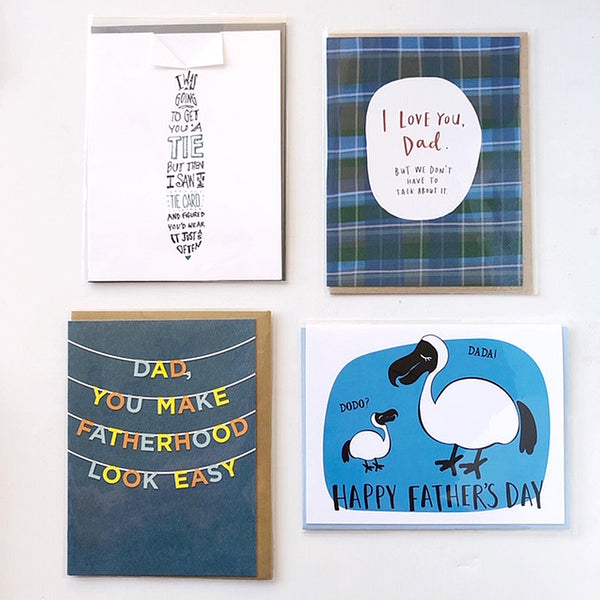 Father's Day Card Options- 2