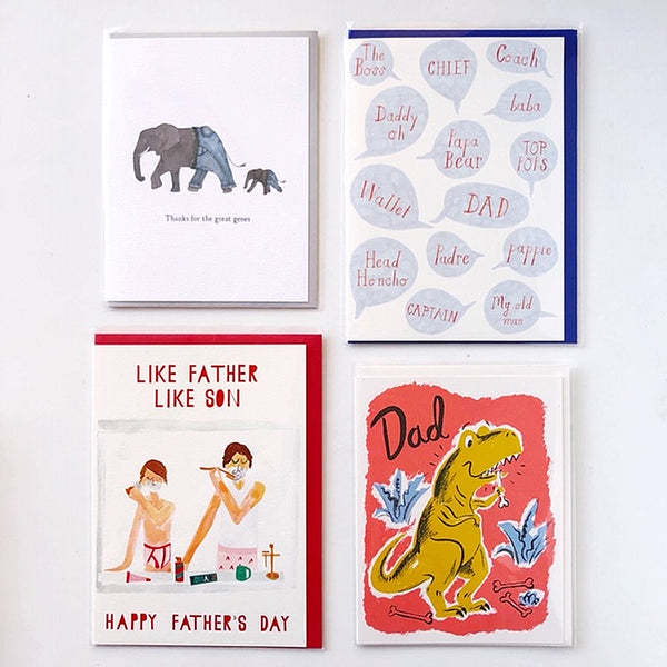Father's Day Card Options- 4