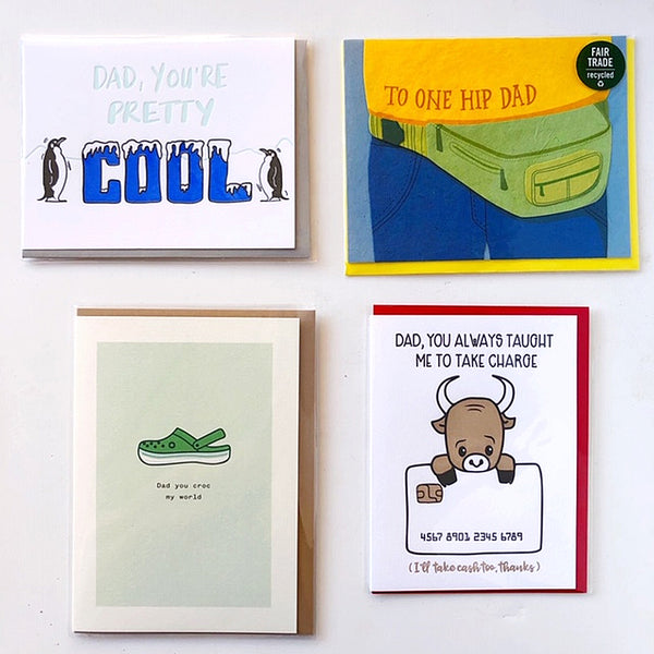 Father's Day Card Options- 6