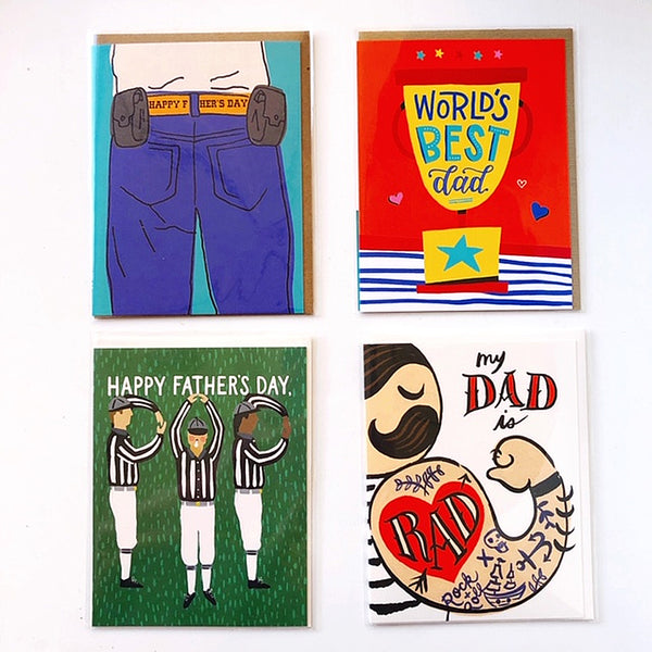 Father's Day Card Options- 9