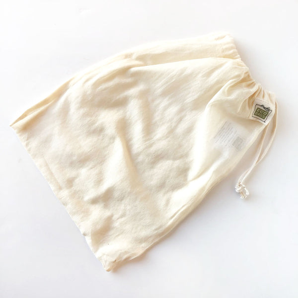 Medium Gauze Produce Bag - 100% Cotton
