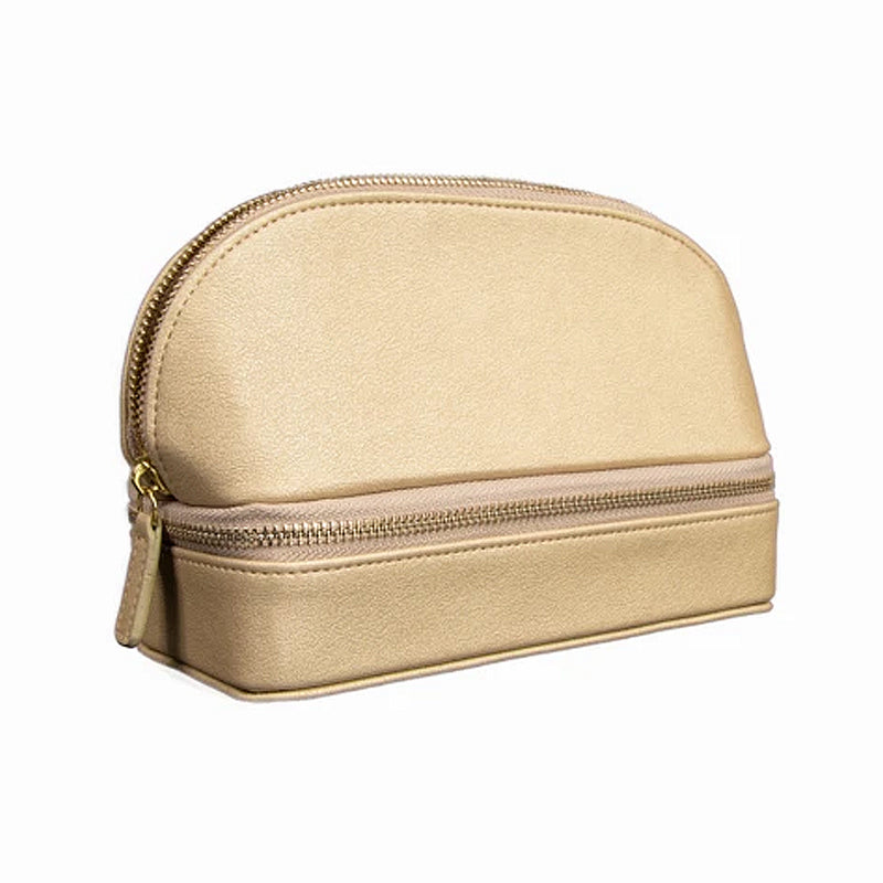 Abby Travel Kit- Gold