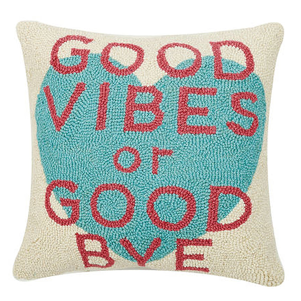 Good Vibes Pillows
