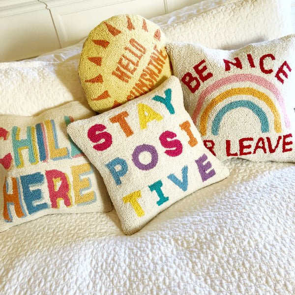 Positively Chill Pillows