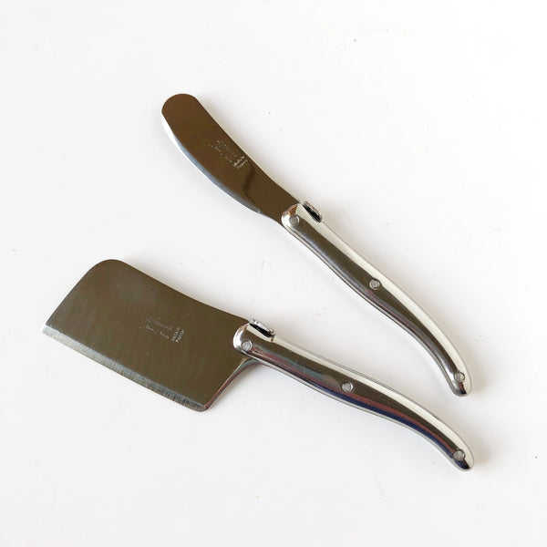 Cheese Cutter & Spreader Stainless Steel