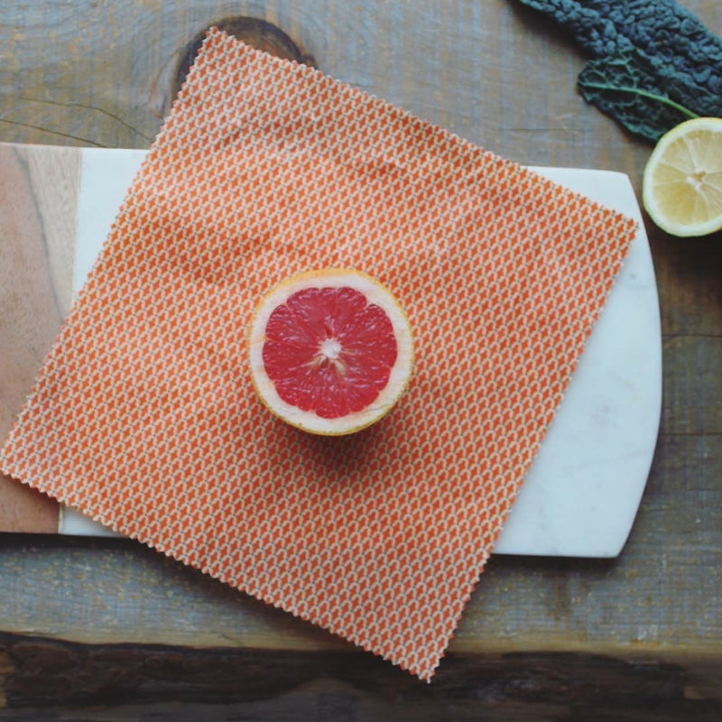 Beeswax Wraps - Summer Brights