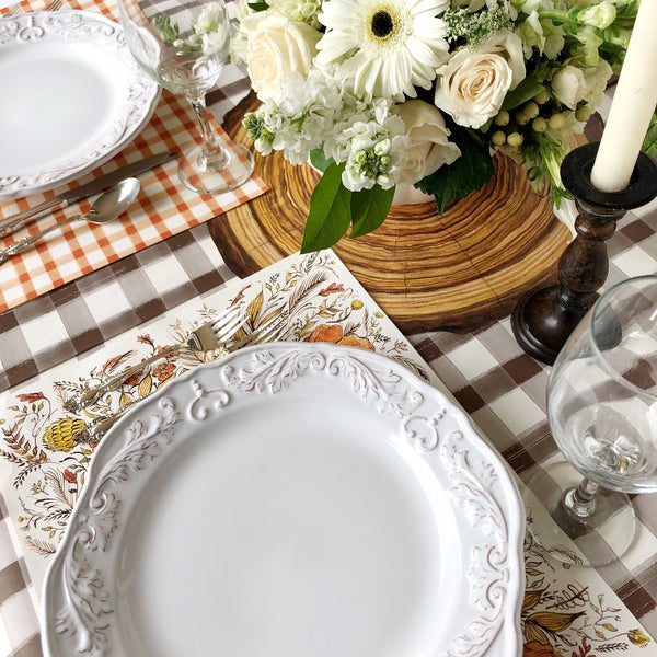 give thanks table setting on barquegifts.com