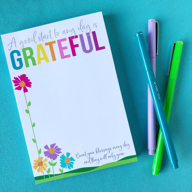 Grateful Notepad