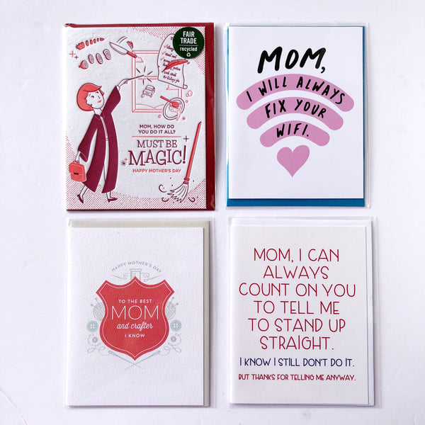 Mother's Day Card Options 5