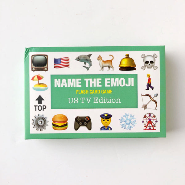 tv name the emoji card game on barquegifts.com