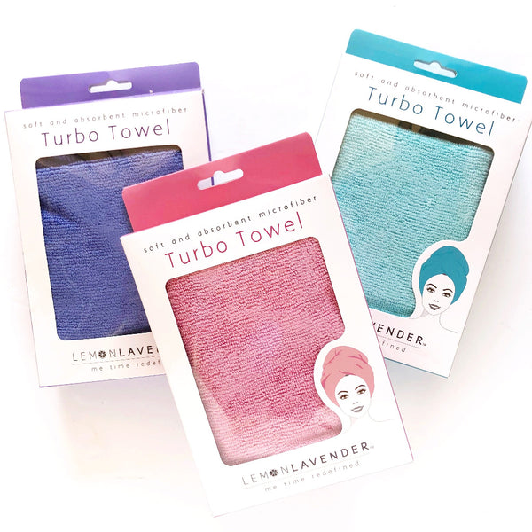 solid color turbo towels on barquegifts.com