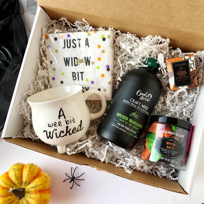 wicked sweet gift box on barquegifts.com