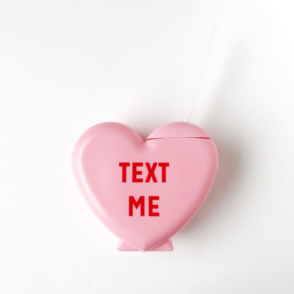 conversation heart sippers on barquegifts.com