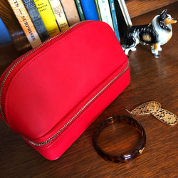 Abby Travel Kit- Red