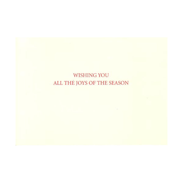 Oh, Joy! Boxed Holiday Cards  (box of 10)