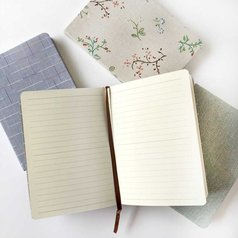 Twill Blend Recycled Journals (Large)