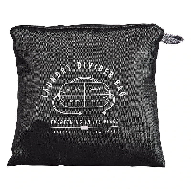 Divided Laundry Bag