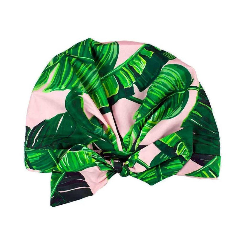 Leaves Shower Cap