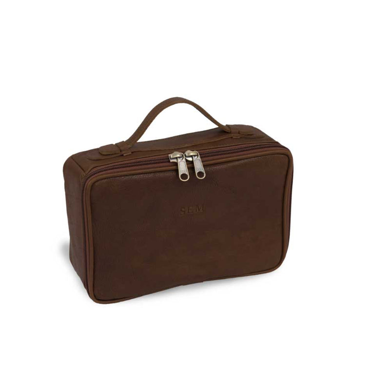JH Dopp Kit (Leather) at barquegifts.com
