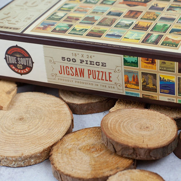 National Parks Puzzle - Wonder