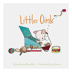Little Oink Board Book