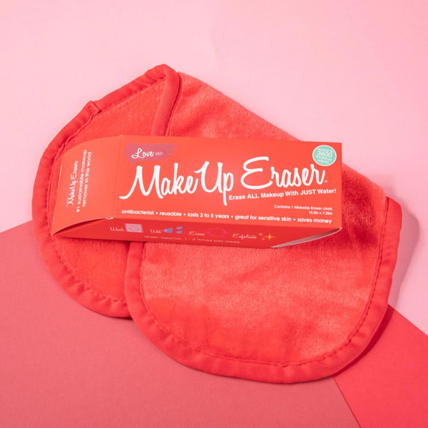 MakeUp Eraser- Love Red