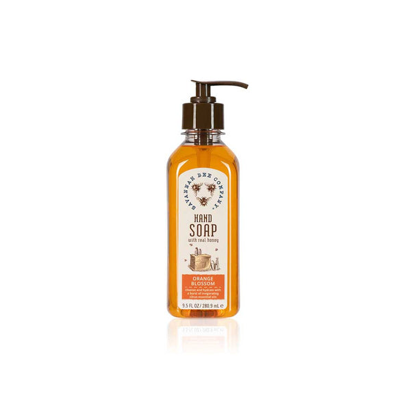 Orange Blossom Honey Hand Soap