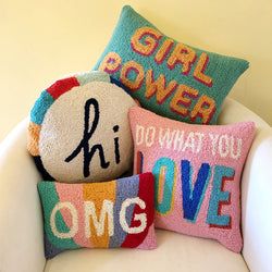 Do What You Love Pillows
