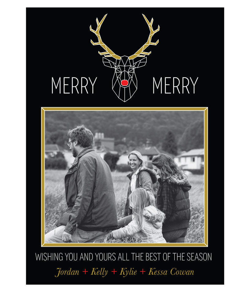 holiday photo cards on barquegifts.com