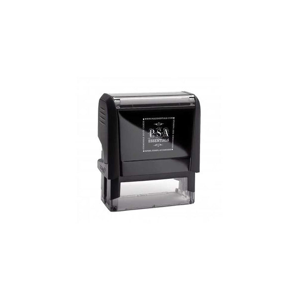 Fancy Address Self-Inking Stamp
