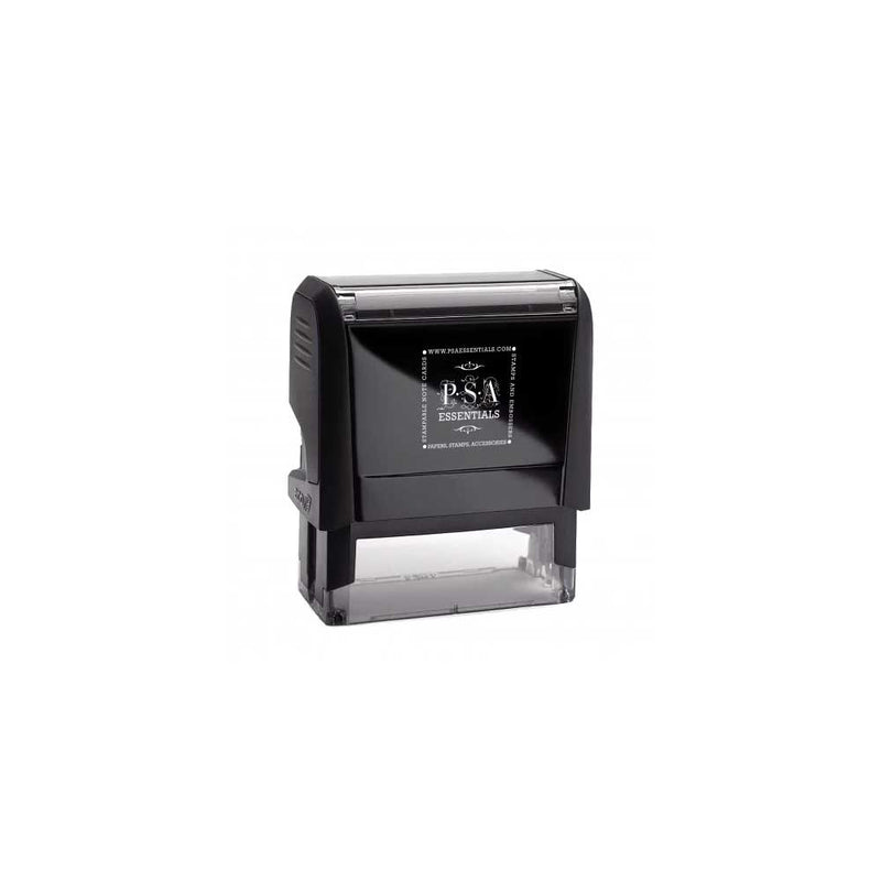 Bobbi Self-Inking Stamp