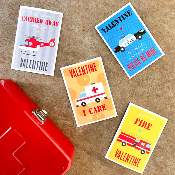 rescue valentines on barquegifts.com