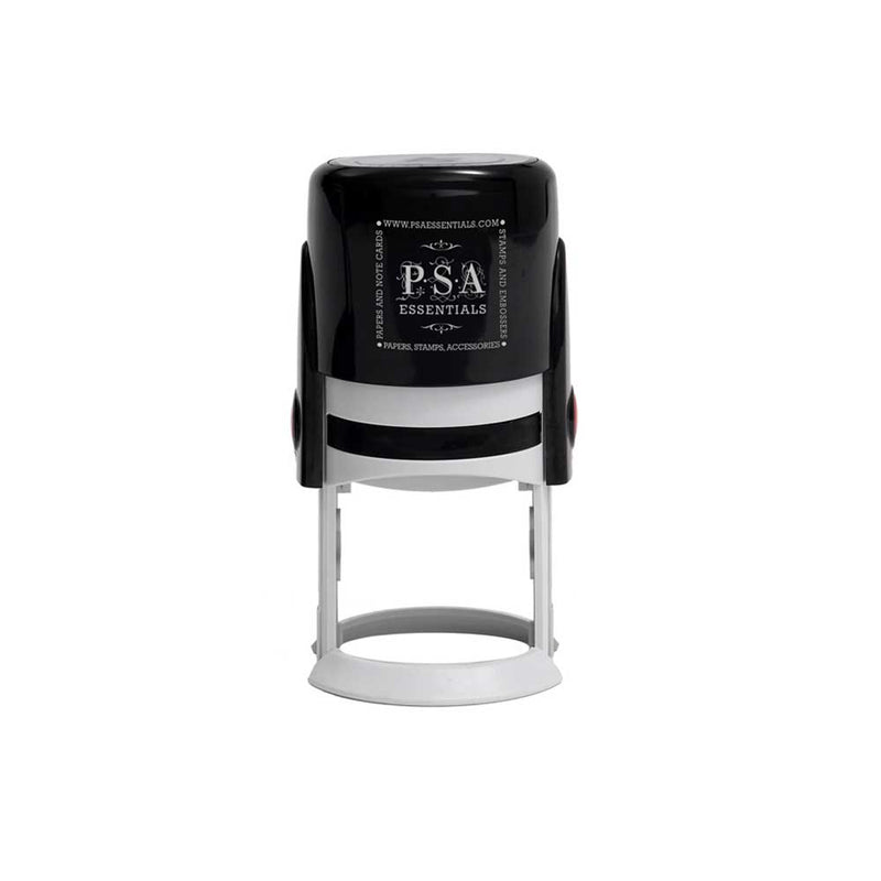 English Self-Inking Stamp