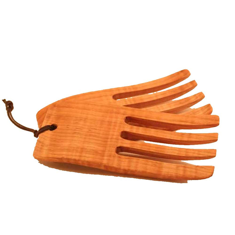 Wood Salad Bear Claws
