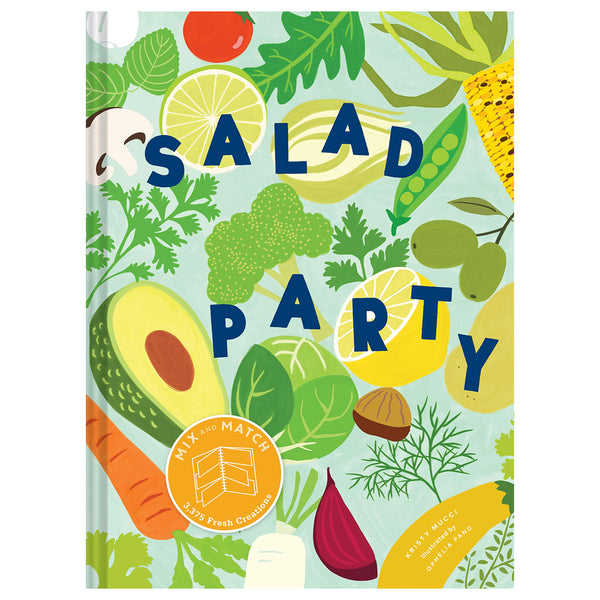 Salad Party: Mix & Max