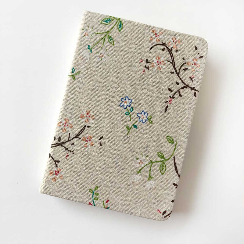 Twill Blend Recycled Journals (Small)
