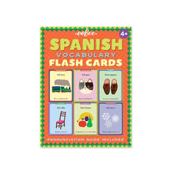 Learn Spanish Flash Cards