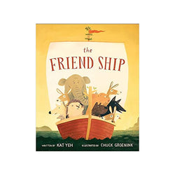 The Friend Ship Book