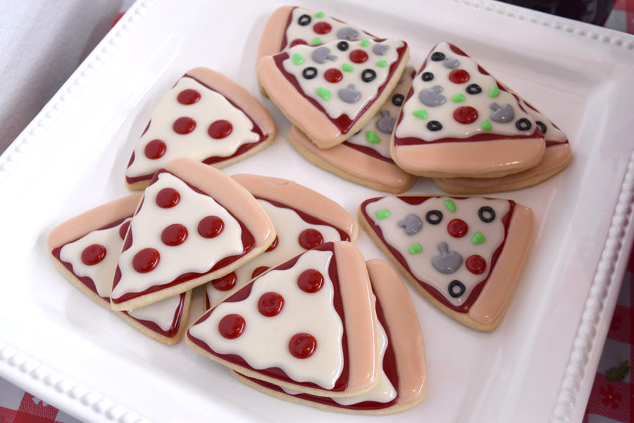 Pizza Cookies on barquegifts.com