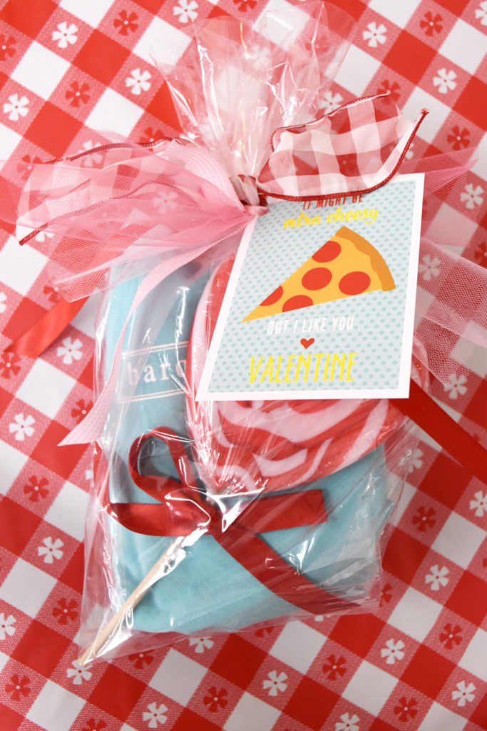 Pizza Party Favors on barquegifts.com