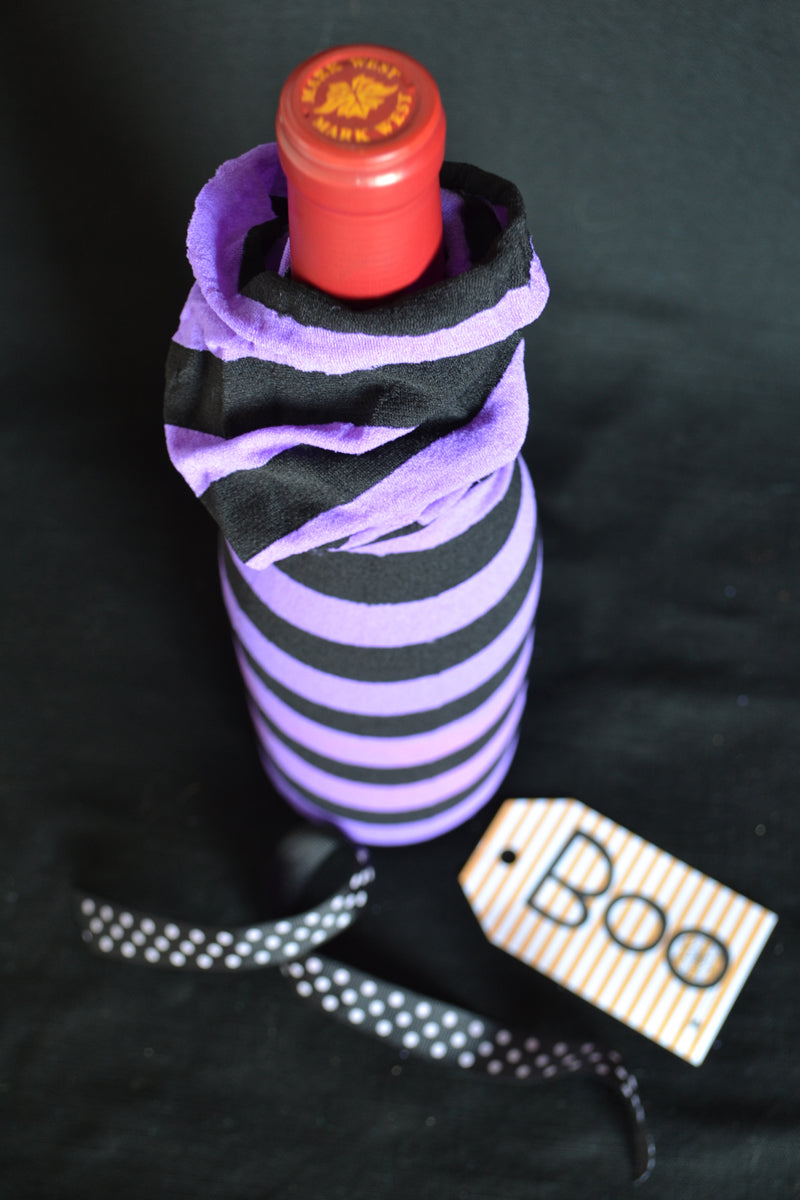 Witchy Wine DIY on barquegifts.com