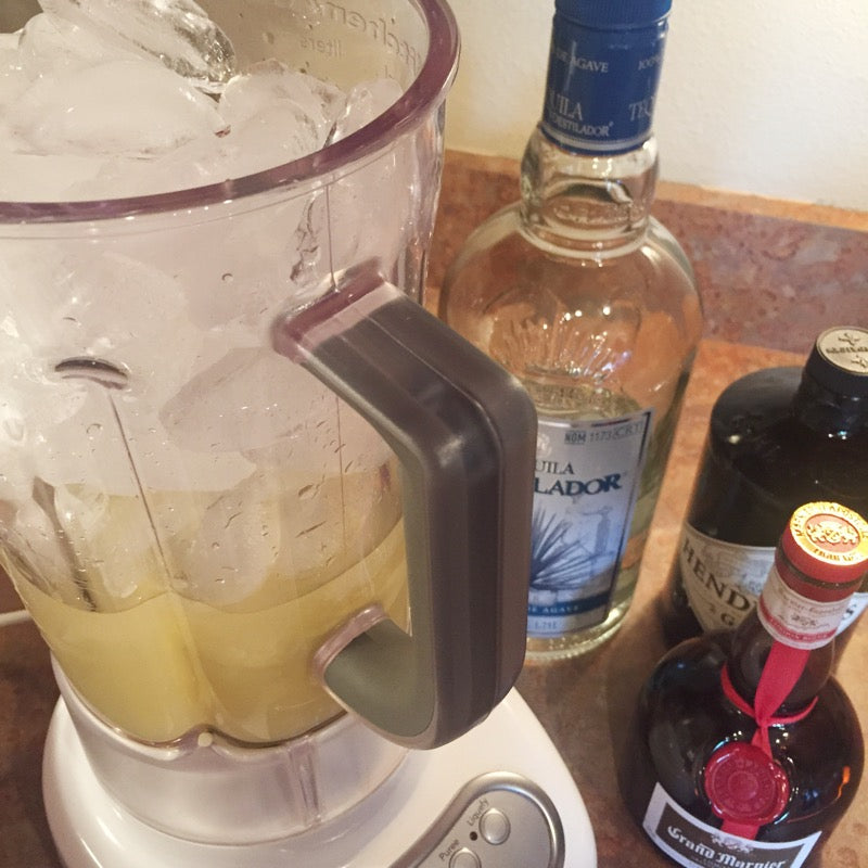 3 step margaritas - easy!