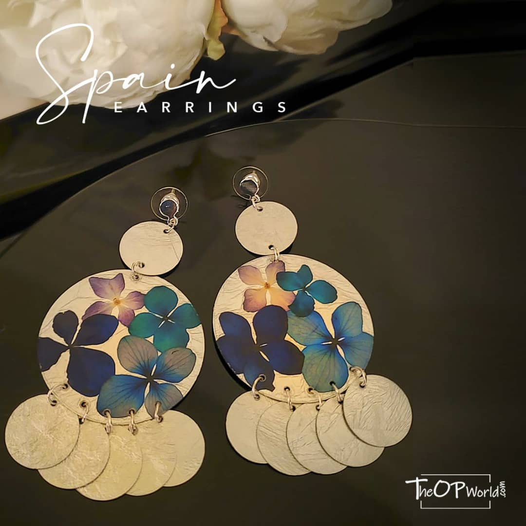 Spain Earrings
