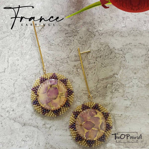 France Earrings