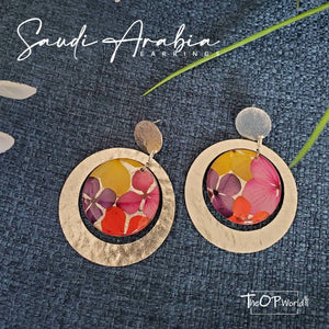 Saudi Arabia Earrings