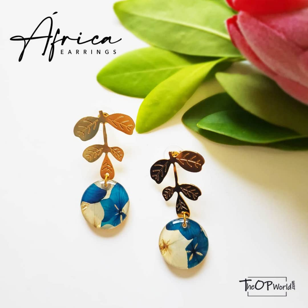 Africa Earrings