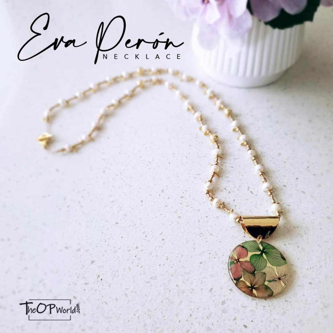 EVA PERON Necklace