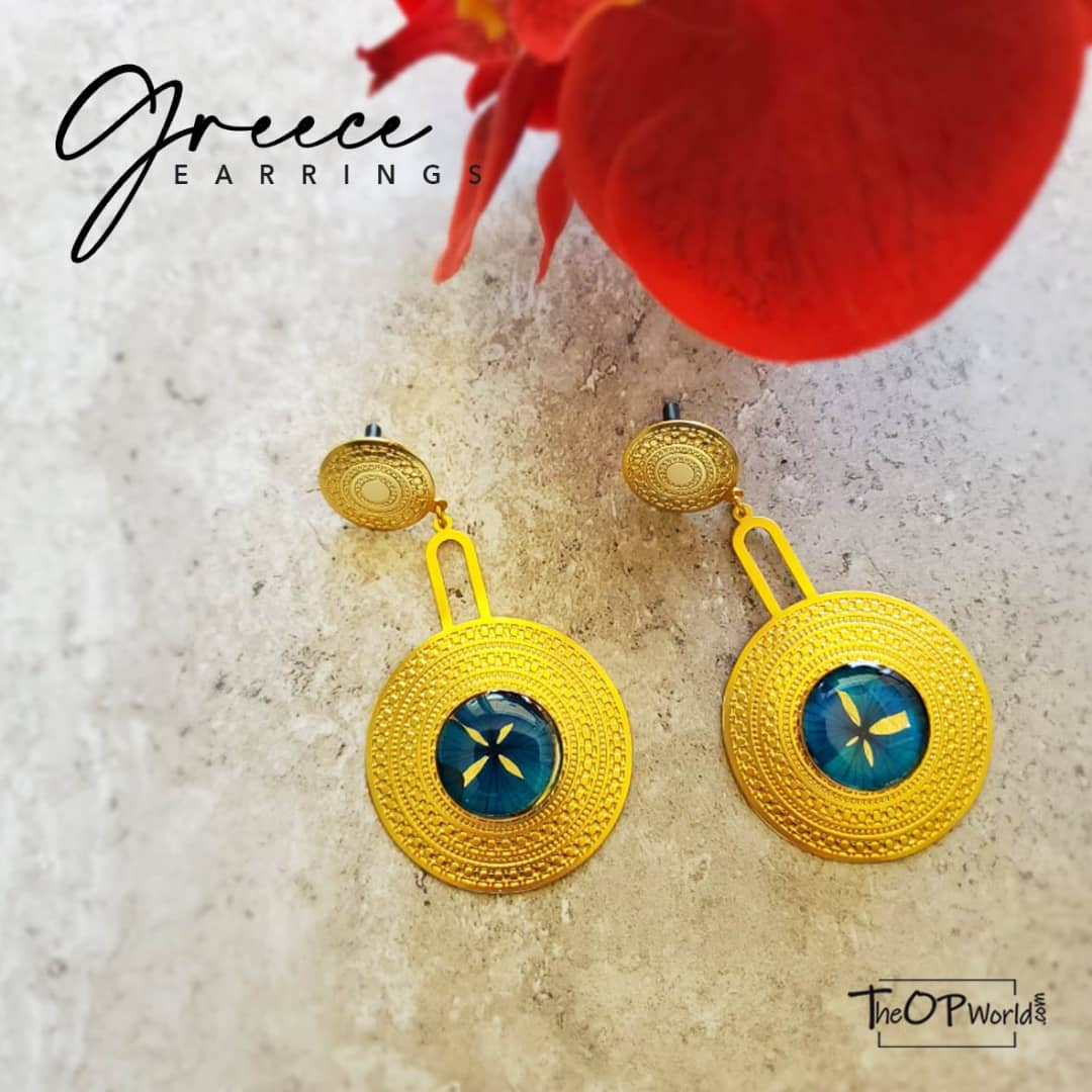 Greece Earrings
